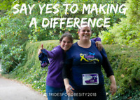 LET'S MAKE A DIFFERENCE! Strides for Obesity 3K Walk 2018