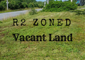 Land in Eastern Passage R-2 Zoned