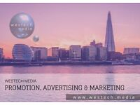 WORK WANTED - PROMOTION, MARKETING AND ADVERTISING.