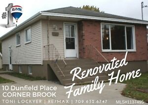 MOVE IN READY 10 Dunfield Pl #CornerBrook #ToniLockyer #Remax