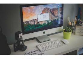 """Apple iMac (late 2013) 21"""" Desktop computer"""