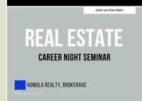 Want to Start Your Own Real Estate Career? - We even Help Pay!