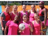 Social/Recreational Netball Leagues in Highbury
