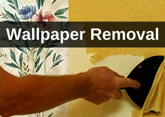 Wallpaper Stripping Removal Services Strip Out Your