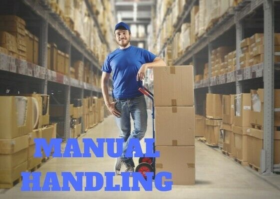 Manual handling courses- in class, online and as webinar