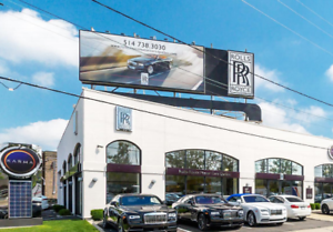 Prestigious Standalone Building with High Visibility
