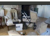 Bugaboo cameleon 2 stunning pram with all accessories