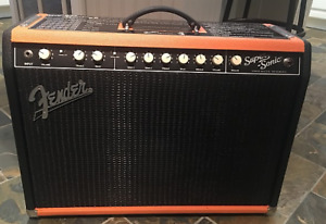 Supersonic 22 FSR Combo Amp - Two-Tone Blackened Orange