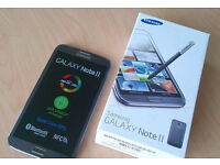 Brand new Samsung galaxy note 2 (32GB) white (unlocked) with warranty