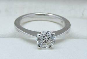 $14K Value HRD CERTIFIED Diamond Engagement Ring Melbourne CBD Melbourne City Preview
