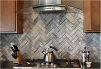 BEST PRICE IN TOWN. BACK SPLASH STARTING $ 250