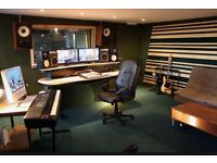 Fully Soundproofed Music / Recording Studio to Rent in East London with all bills included.
