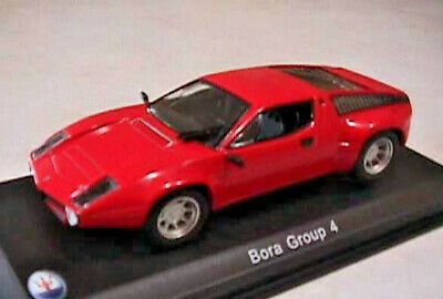 1974 Maserati Bora Group 4, 1/43rd Scale Diecast