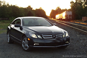 Wanted : E350 Coupe Dark colour
