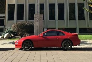 1990 LHD Nissan 300ZX Twin Turbo with mods