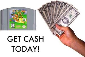 Buying All Nintendo Games & Systems - N64, SNES, GameCube &