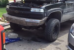 99-06 Chevy offroad bumper