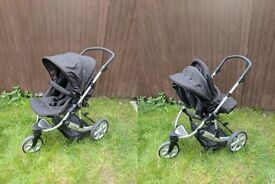 Pushchair Travel System Britax b smart baby