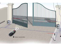Automatic and electric driveway gates, Fencing,Service,Maintenance,Installation in Glasgow,Edinburgh