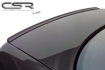 Hecklippe für MERCEDES W208 CLK Spoilerlippe Heckspoiler LIPPE von CSR Auto
