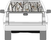 Camo Truck Wrap