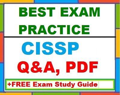 ISC2 CISSP Info Systems Security Exam Q&A + FREE Study Guide PDF