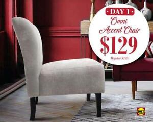 Accent Chairs Blowout