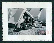 Vintage Camping Tent