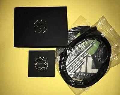 Kaloud Lotus Plus Hookah Heat Management Shisha Starter Bundle Exclusive