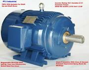 100 HP Electric Motor
