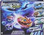 Beyblade - Speedstorm Volt Knockout Battle Set-Speelgoed