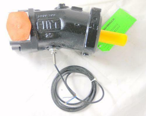 Hydraulic piston motor ebay for Parker hydraulic motor identification