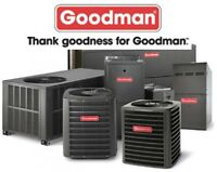 LET US TAKE CARE OF ALL YOUR HEATING AND COOLING NEEDS