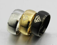 Tungsten Carbide & Titanium Rings