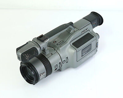 "Sony DCR-VX1000 Digital Handy Camcorder ""Sold As Seen"" Tested from Japan!!!"
