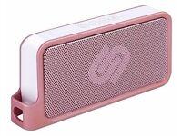 Brand New Urbanista Melbourne Portable Bluetooth Wireless Speaker Music Box - Pink