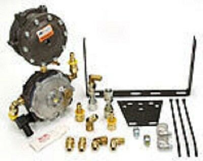 Propane Forklift Regulator Lpg Converter Conversion Kit With Lockoff - New