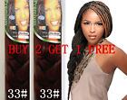 Braid Synthetic Hair Extensions