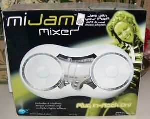 Mi Jam iPod and MP3 Music Mixer
