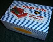Dinky Bulldozer