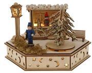 Musical Christmas Scene