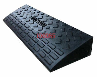 Techtongda Loading Rubber Curb Ramp For Loading Dock Areas And Uneven Surfaces