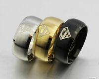 Tungsten Carbide & Titanium Rings