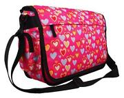 Girls School Messenger Bag