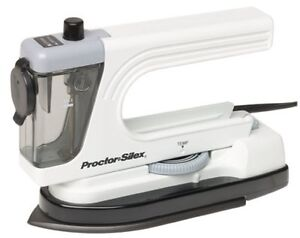 Proctor-Silex Steam/dry Travel Iron Dual Voltage