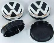 VW Passat Centre Caps