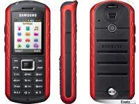 Samsung GT-B2100 - Scarlet Red/orange (Unlocked) Mobile Phone Solid Extreme