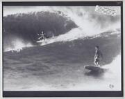 Vintage Surfing Photo