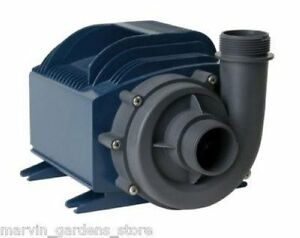 Lifegard Aquatics Quiet One 9000 Pond Pump 2328 Gph