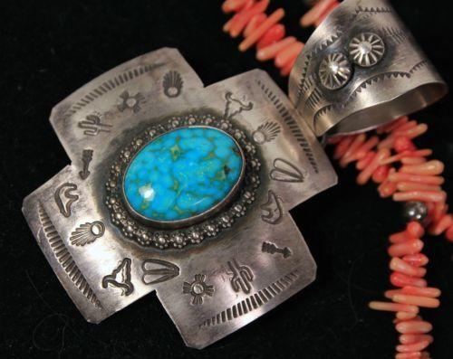 Old Pawn Native American Jewelry Ebay